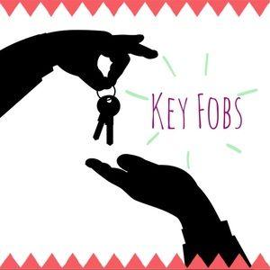 Accessories - KEY FOBS/KEYCHAINS